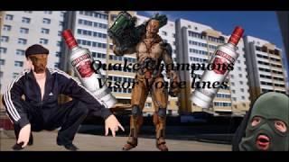 Visor- Quake Champions all voice lines