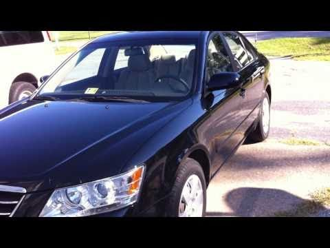 Ham Radio Installation 2009 Hyundai Sonata