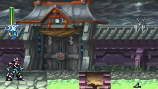 Megaman X6 Español Parte 5 - Aparición de Gate y Rainy Turtloid