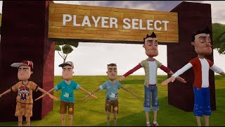 CHARACTER CUSTOMIZATION | Hello Neighbor Player Select Mod
