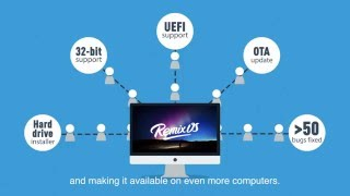 download lagu Remix Os For Pc Beta Version: Available On March gratis