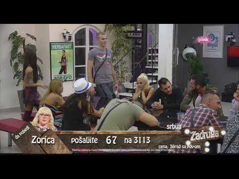 Izbačene Zorica i Goca