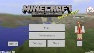 Minecraft survival (short/bad auodio)