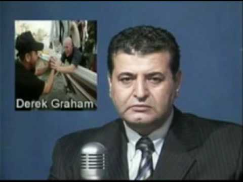 Free Gaza  Movement. Hesham Tillawi interviews Derek Graham