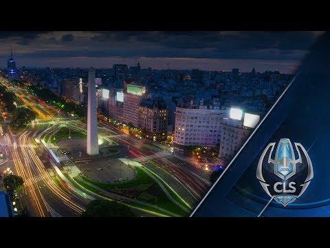 ¡La Final de la #CLS Clausura será en Argentina!  | League of Legends | Esports