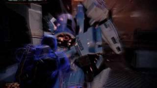 Mass Effect 2: Insanity Vanguard Gameplay, Zaeed's Loyalty Mission
