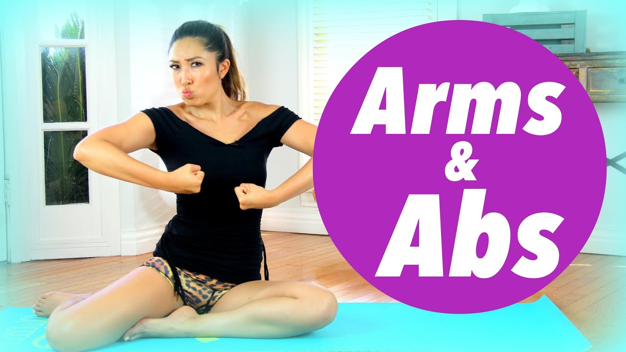 5 Quick + Efficient Sculpted Abs Workout - Classic Guides