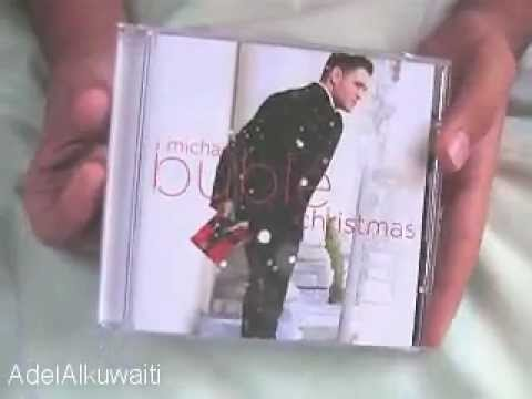 Unboxing Michael Bublé Christmas Album video
