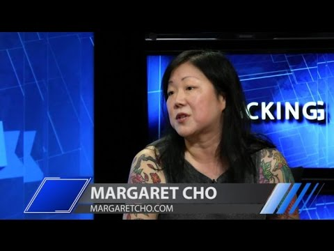Margaret Cho Joins Larry King on PoliticKING | Larry King Now | Ora.TV