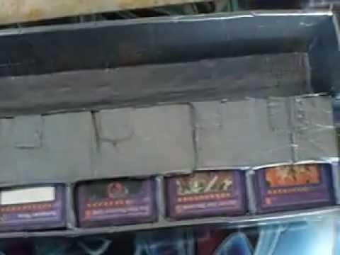 Eminent HERO's Custom Made Yu-Gi-Oh! Deck Boxes #2