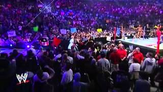 WWE Diva Bikini Beach Blast Battle Royal - Michelle McCool & Melina Entrance ONLY