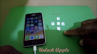 How To Remove Sim/Carrier Lock from Any IPhone in 2 Minutes Fast Unlock 🔓