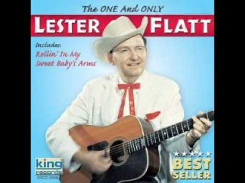 Lester Flatt_Drink That Mash And Talk That Trash