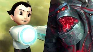 """ASTRO BOY Clip - """"Astro Boy vs. Peacekeeper"""""""