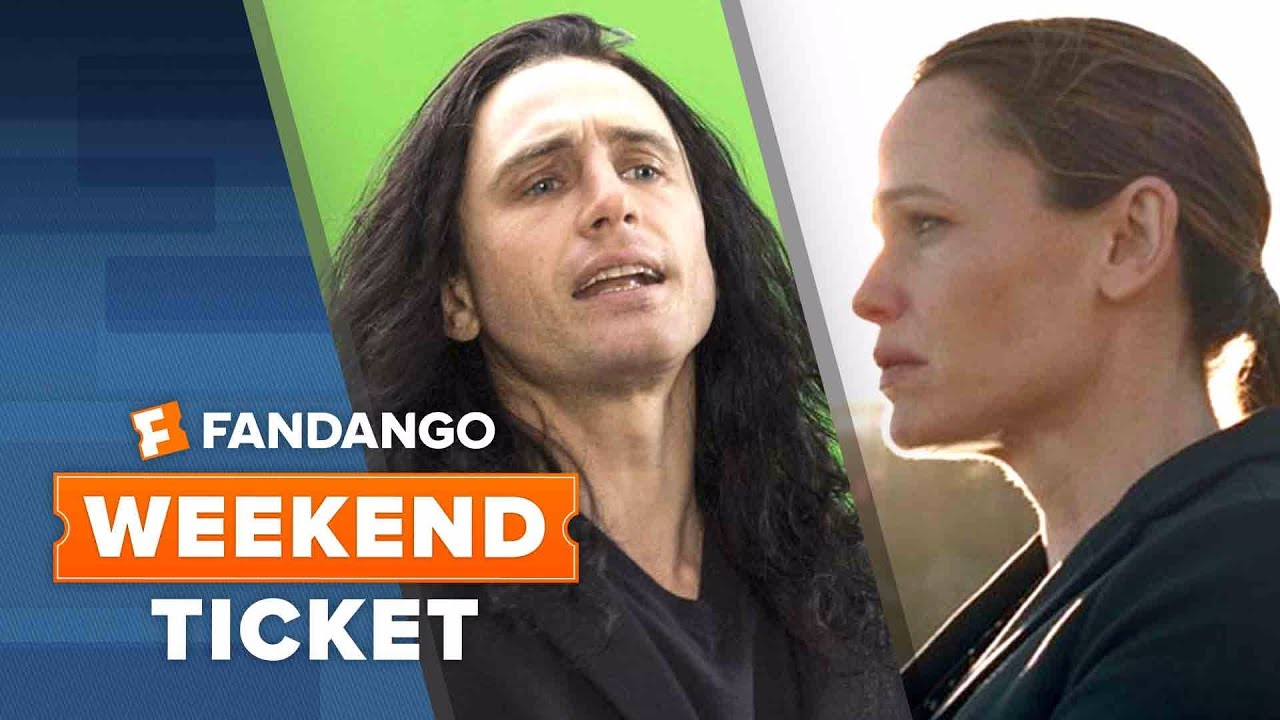 New In Theaters: The Disaster Artist, The Tribes of Palos Verdes, Daisy Winters | Weekend Ticket