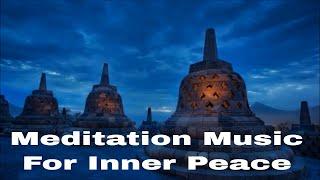 Meditation Music For Inner Peace | Relaxing Music | Healing Music | Buddhist Meditation Music |