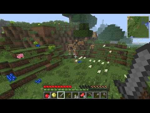 ★ La plimbare - Minecraft la perfectul simplu   Episodul 2