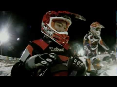 Colton Lampi Pro Lite Snocross at ERX - GoPro HD