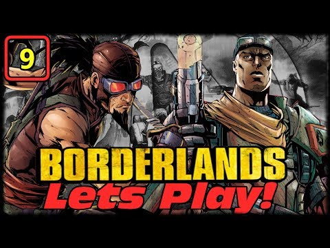 Borderlands GOTY PS4 First Impressions & Thoughts! Lets Play w MorninAfterKill & Gothalion Ep 9