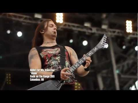 Bullet For My Valentine - Alone live @columbus OH.mp4