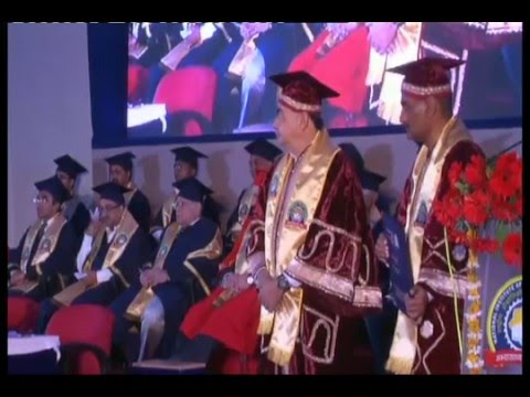 NIT Uttarakhand 1st Convocation 14th March 2016