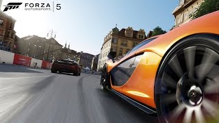 Forza Motorsport 5 - wideo-playtest (9 min gameplay) - Xbox One
