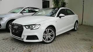 2018 Audi A3 TFSI Startup And Review