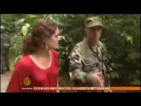 Ecuador's army hunts Farc fighters - 29 Apr 08