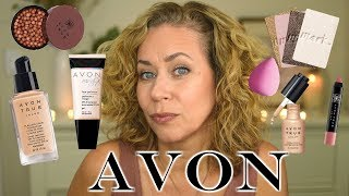 AVON PRODUCTS   Full look