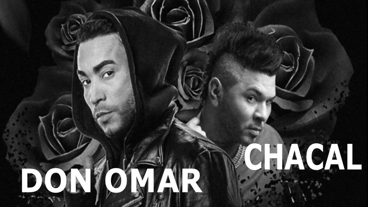 DON OMAR Y CHACAL - NO TE ENAMORES DE MI (REGGAETON 2017) (OFFICIAL AUDIO)