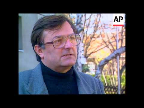 Belgrade - Jarcevic Claims Serb NATO Jet Attack