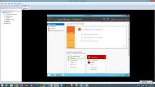[Windows Server 2012R2] T2 : How to install Active Directory + DNS