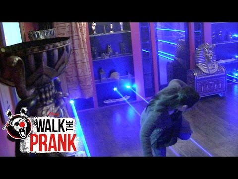 Security System Gone Wrong | Walk the Prank | Disney XD