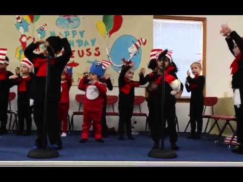 Dr. Seuss Show at Marlboro Montessori Academy