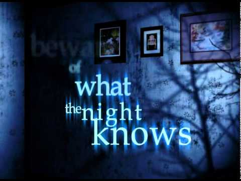 What the Night Knows Dean Koontz Book Trailer