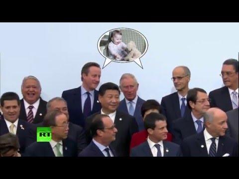 мировые лидеры и ПОРОШЕНКО.