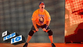 Top 10 SmackDown LIVE moments: WWE Top 10, August 1, 2017