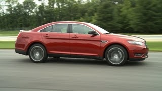 2013 Ford Taurus SHO first drive | Consumer Reports