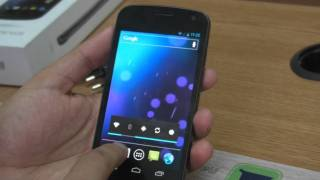 Samsung i9250 Galaxy Nexus review HD ( in Romana ) - www.TelefonulTau.eu -
