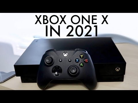 Xbox One X In 2021! (Still Worth It?) (Review)