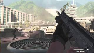 gemplay Call of Duty Ghosts mission 5