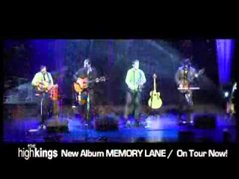 The High Kings - 2011 US Tour