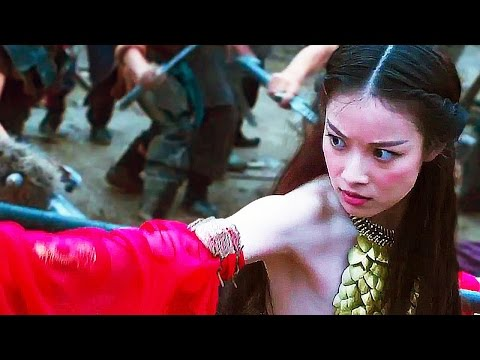 THE WARRIORS GATE Bande Annonce (Action - Fantastique) - 2017 streaming vf