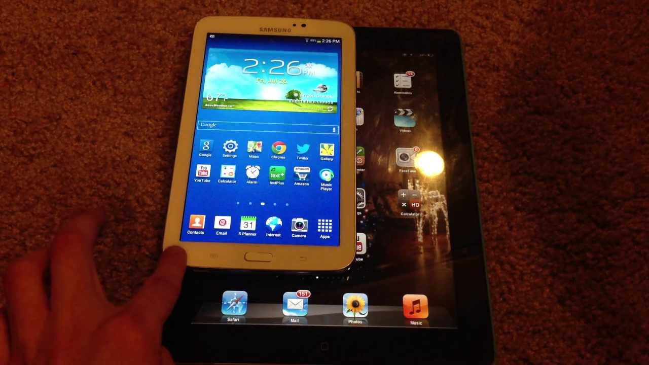samsung galaxy tab 3 7 0 review   youtube