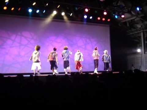 RIE NUMBER SHOPA HOLIC! 2010.01.11 MIXED NUTS@赤レンガ倉庫