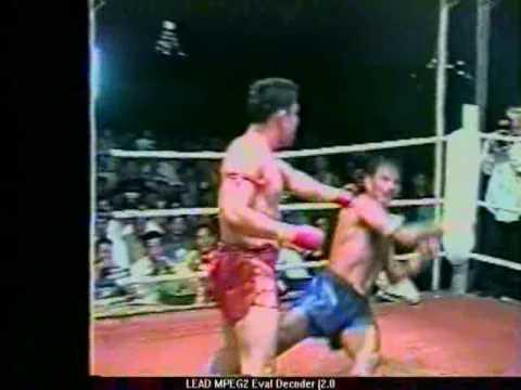 Myanmar Lethwei boxer Wan Chai, #1