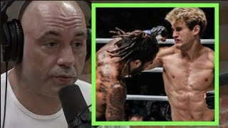 Joe Rogan | Sage Northcutt Had 8 Facial Fractures After KO