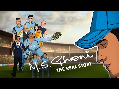 MS Dhoni The Untold Story Spoof || Shudh Desi Endings thumbnail