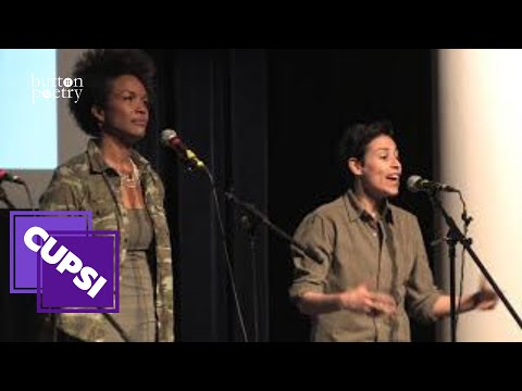 "Dominique Christina & Denice Frohman - ""No Child Left Behind"""