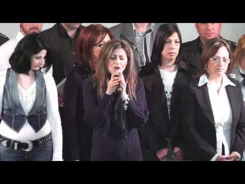 MOMENTI DI CIELO= APRICENA 25 APRILE 2012 :PRIMO CONVEGNO SULLA MUSICA CRISTIANA